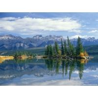 Озеро Talbot, скачать бесплатно картинки и обои