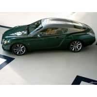 Bentley Zagato обои (2 шт.)