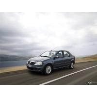 Renault Logan обои (4 шт.)