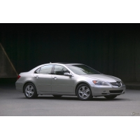 Acura RL обои (5 шт.)