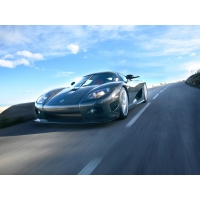 Koenigsegg обои (6 шт.)