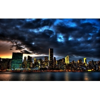 Нью-Йорк красиво картинки, обои и картинки на красивый рабочий стол