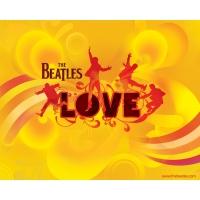 Beatles обои (3 шт.)
