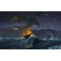 Атака дракона картинки, картинки на рабочий стол и обои скачать бесплатно