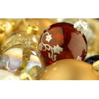елочные игрушки на Новый Год картинки, картинки и красивые обои, изменение рабочего стола
