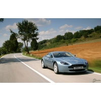 Aston Martin V8 обои (9 шт.)