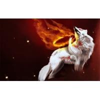 Волк и огонь картинки, новейшие обои и фото