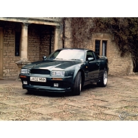 Aston Martin Virage обои (2 шт.)