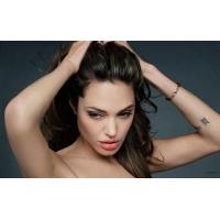 Angelina Jolie обои (4 шт.)