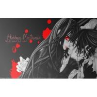 Vampire Knight обои (2 шт.)
