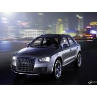 Audi Cross обои (2 шт.)