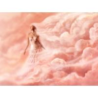 Розовый облака картинки, фото на комп и обои