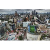 HDR обои Токио, бесплатные картинки на рабочий стол и обои