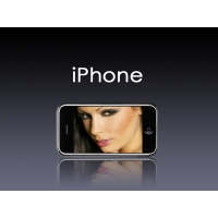 Iphone с девушкой картинки, обои и фото на красивый рабочий стол скачать