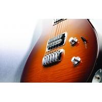 Гитара с хромом - картинки на комп бесплатно и обои для рабочего стола