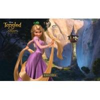 Принцесса Рапунцель - обои скачать бесплатно и фотографии