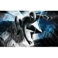 Спайдермен в полете - картинки и обои, поменять рабочий стол