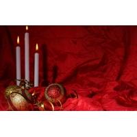 Романтические свечи - бесплатные обои на рабочий стол и картинки