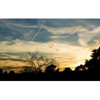 Вечернее небо - скачать картинки на рабочий стол и обои