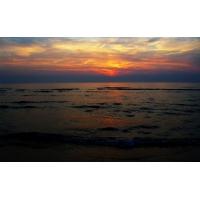 Морской закат - картинки и новые обои на рабочий стол