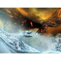 Огонь и лед: Хроники драконов - обои на рабочий стол бесплатно и картинки