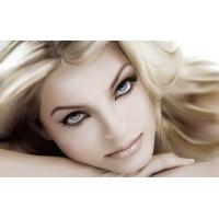 Портрет блондинки - фоновые рисунки на рабочий стол
