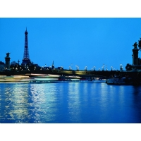 Рассвет в городе - картинки и обои на креативный рабочий стол
