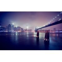 Огни большого города - лучшие картинки на рабочий стол, обои для рабочего стола