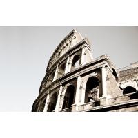 Самый древний амфитеатр - обои на рабочий стол бесплатно и картинки