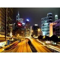 Ночная магистраль - скачать картинки и обои на рабочий стол