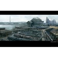 Мост и река - картинки, обои, скачать заставку на рабочий стол