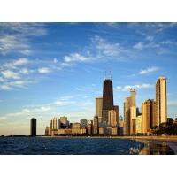 Город Чикаго - картинки и обои на рабочий стол компьютера