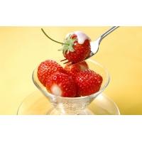 Клубничный десерт - скачать обои для рабочего стола и фото