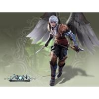 Парень с крыльями из игры Aion - картинки и обои, будет новый рабочий стол