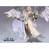 Ангел - фоновые рисунки на рабочий стол