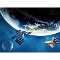 Космический рисунок - фото и обои для рабочего стола