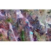 Пестрые цвета поверхности Земли - большие картинки на рабочий стол и обои