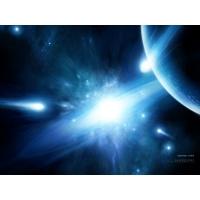 Взрыв в космосе - бесплатные картинки на комп и фотки для рабочего стола