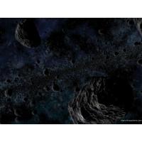 Астероиды в космосе - фото на комп и обои