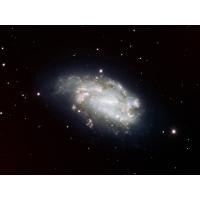 Белое пятно в космосе - картинки и красивые обои