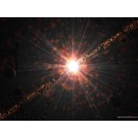 Свет в космосе - обои и картинки для компьютера