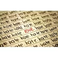 Любовь и ненависть - красивые обои на рабочий стол
