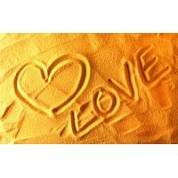 Песочная любовь - фото и обои на рабочий стол компьютера