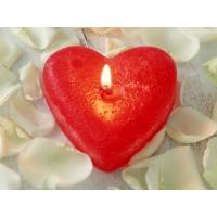 Свеча любви - картинки, скачать фоновый рисунок для рабочего стола