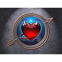 Дьявольское сердце - картинки и обои бесплатно