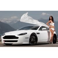 Девушка в белом возле авто - обои, картинки и фото скачать бесплатно