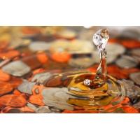 Капля воды - картинки, обои на рабочий стол широкоформатный