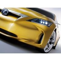 Lexus LF-Ch красивые заставки на рабочий стол