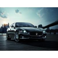 Maserati Quattroporte S обои для рабочего стола