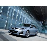 Mazda 6 обои и картинки на красивый рабочий стол